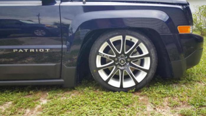 2014 Jeep Patriot Tire Size >> Patriot Rim Tire Combination Photographs Page 24 Jeep Patriot Forums