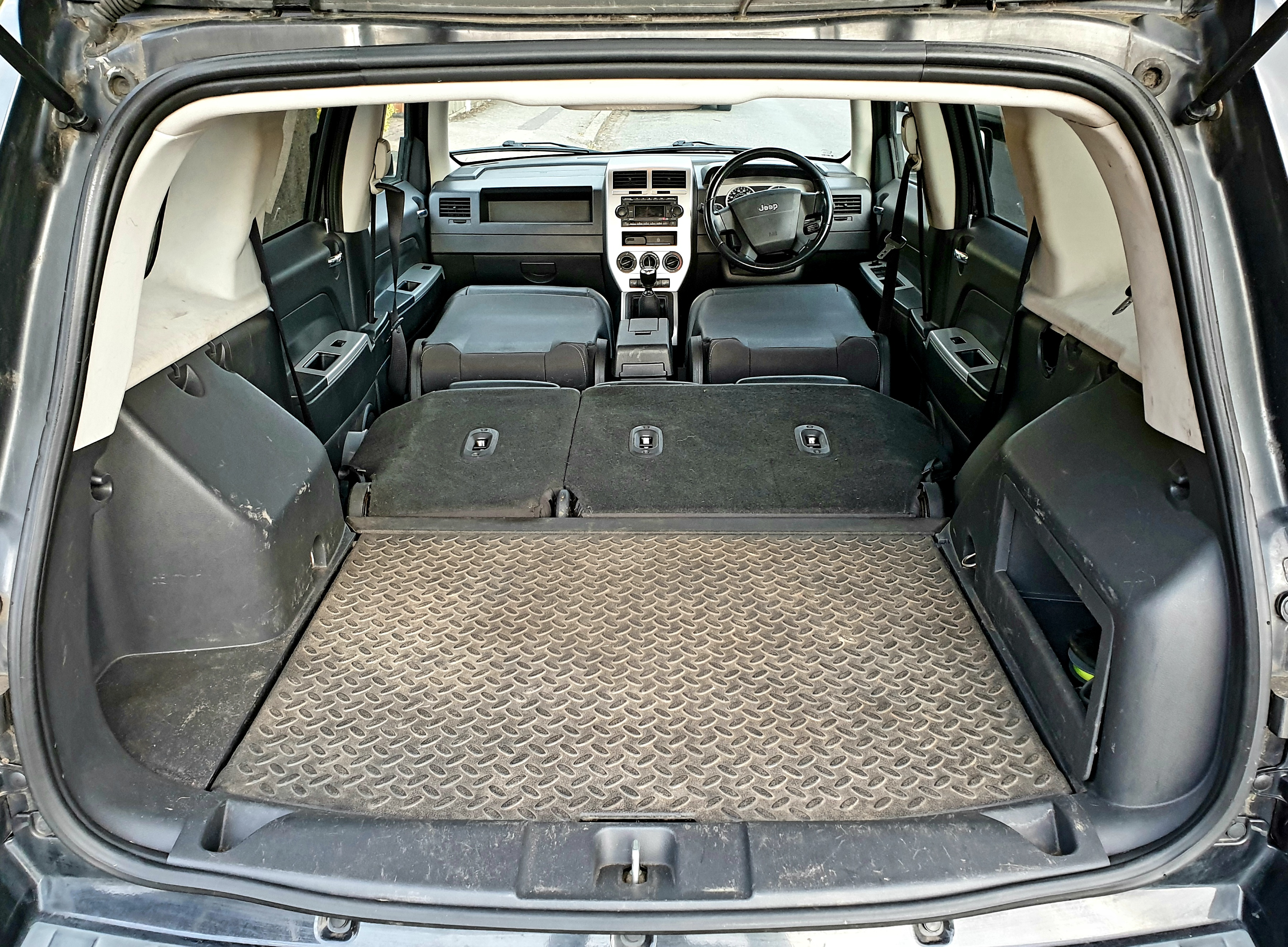 Using The Patriot As A Camper Jeep Patriot Forums
