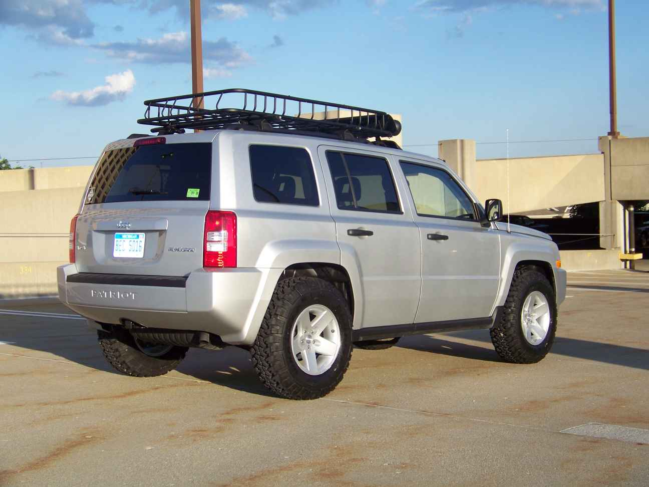 2008 Jeep Patriot 4x4 New Cars Used Car Reviews And Pricing