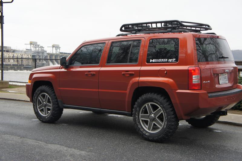 Give Me Your 2 Cents What Tires With Rro Lift Jeep Patriot Forums