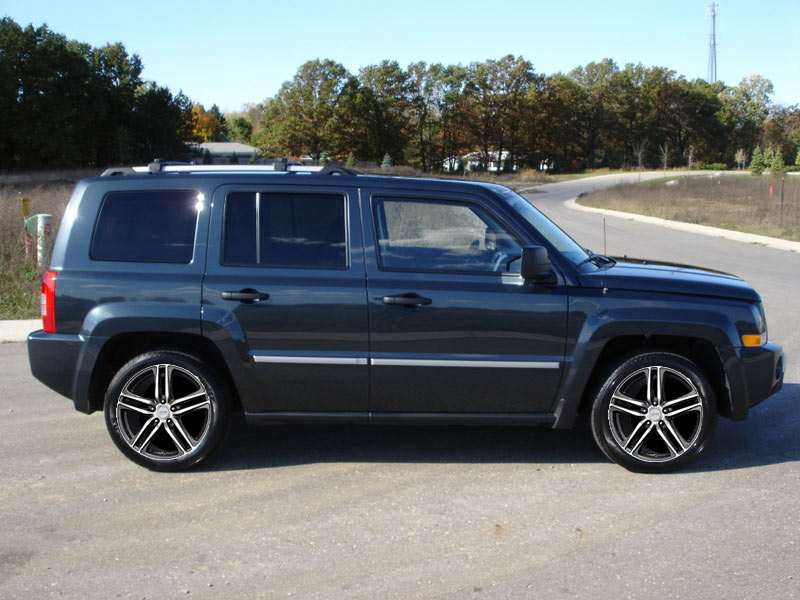 I M In Love With These Rims Jeep Patriot Forums