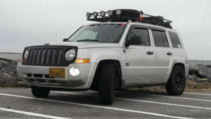 Full Length Roof Rack Jeep Patriot Forums