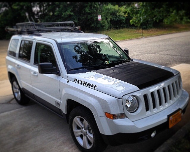 Roof Racks Galore Jeep Patriot Forums