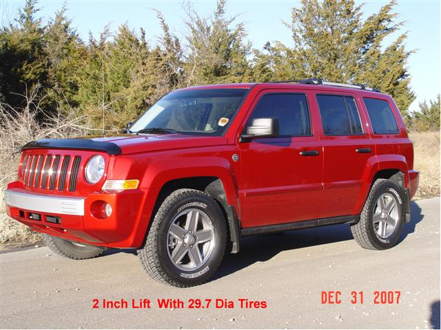 New Lift Kits For Jeep Patriot Jeep Patriot Forums