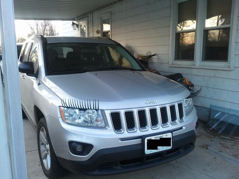 Car Lashes Jeep Patriot Forums