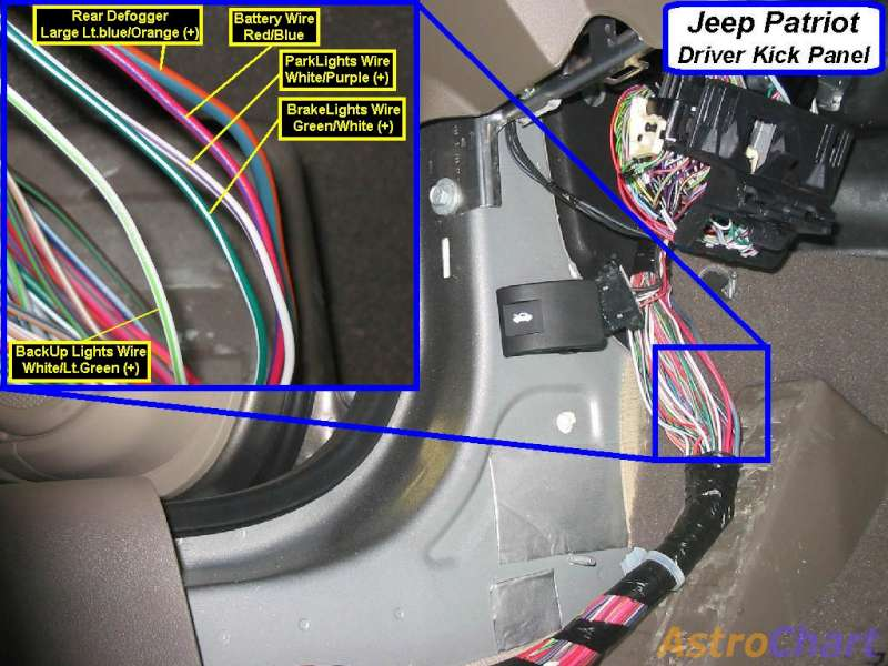 Jeep Hurricane Wiring Harness : Jeep patriot wiring diagram for free