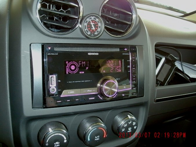 How do I remove the OEM radio bracket Jeep Patriot Forums – Jeep Patriot Speaker Wiring
