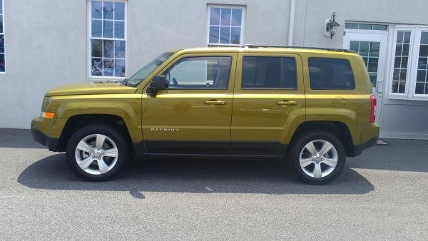 Showcase cover image for Angieb19805's 2012 Jeep Patriot
