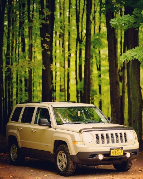 Showcase cover image for LCM_Scott's 2016 Jeep Patriot