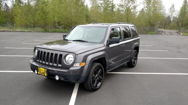 Showcase cover image for MrBi11's 2016 Jeep Patriot