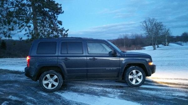 Showcase cover image for Paxton Stewart's 2014 Jeep Patriot