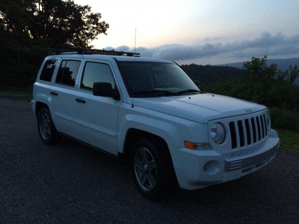 Showcase cover image for Ronoutdoors's 2007 Jeep Patriot