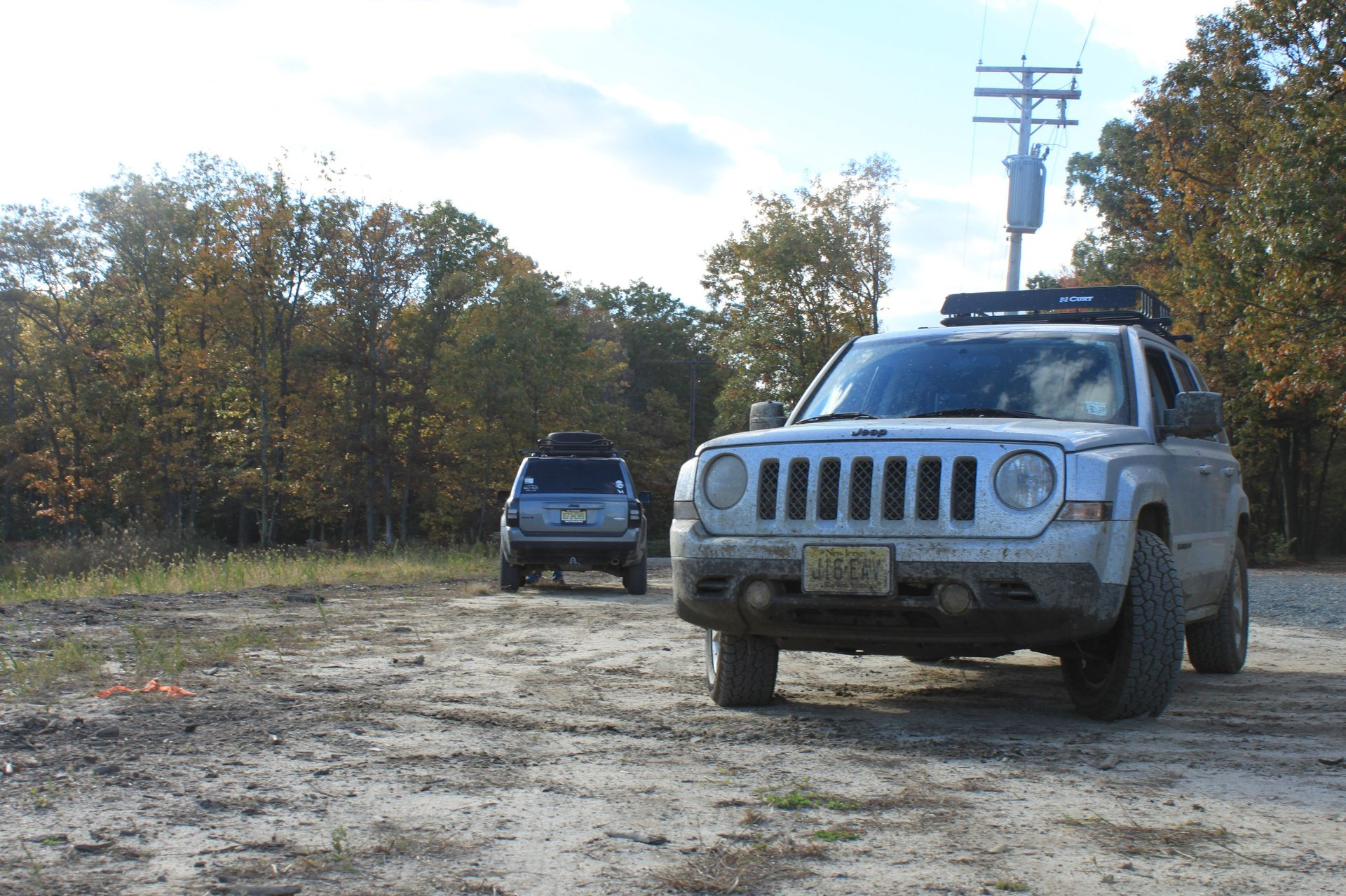 Roof Racks Galore Jeep Patriot Forums