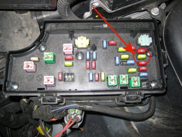 fuse box??? | jeep patriot forums  jeep patriot forums