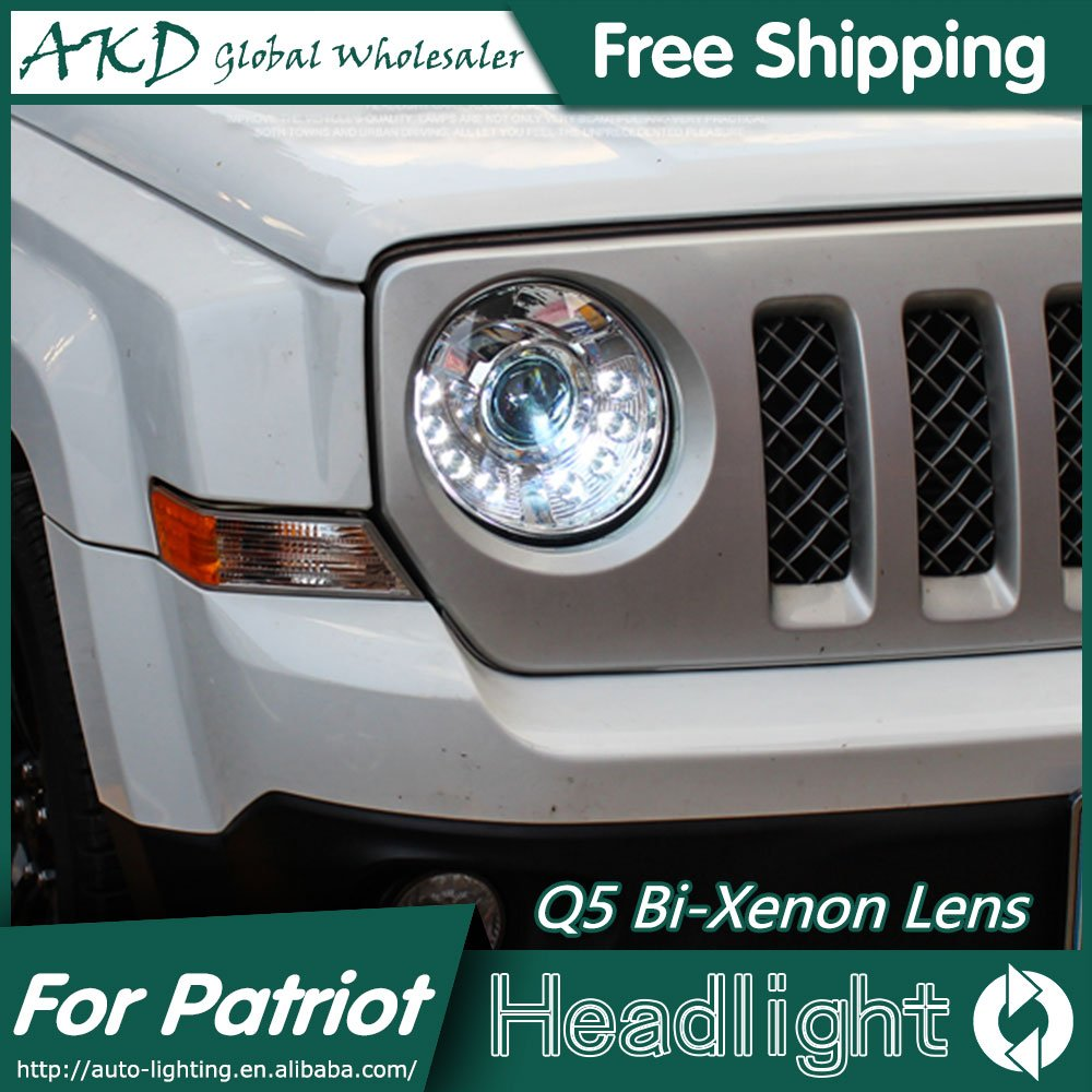 LED Headlights and Fogs   Jeep Patriot Forums