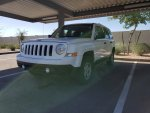 2013 Jeep Patriot FWD